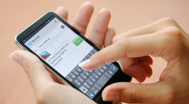 How to spy text messages without installing software