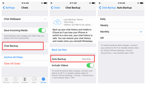 How to spy WhatsApp deleted messages