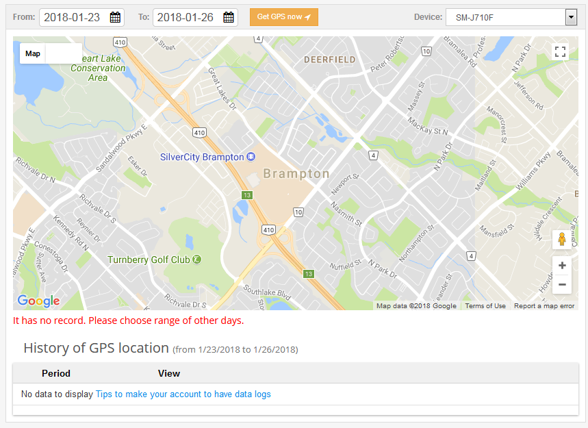Free phone tracker app without them knowing