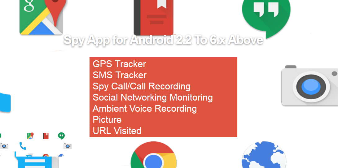 How to spy one someone having Android using your iPhone