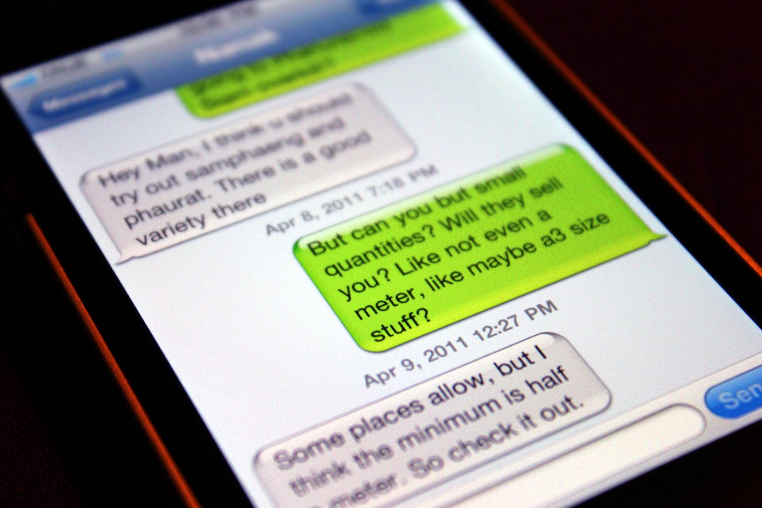 How to Secretly Track Text Messages on iPhone