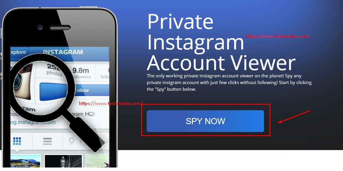 Another Way to Hack Instagram Private Account